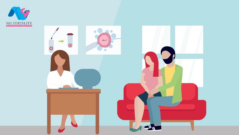 Patients seeking for IVF treatment